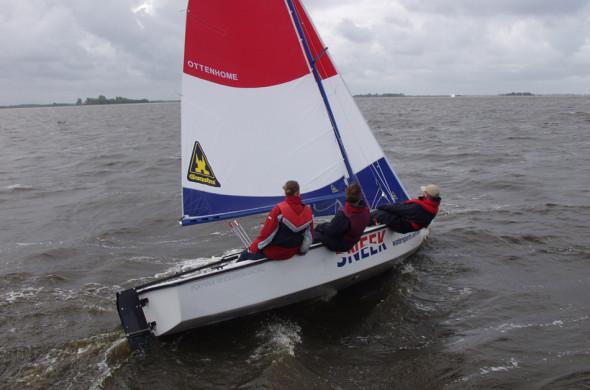 Polyvalk Revolution - Zeilboot kopen - Ottenhome Heeg