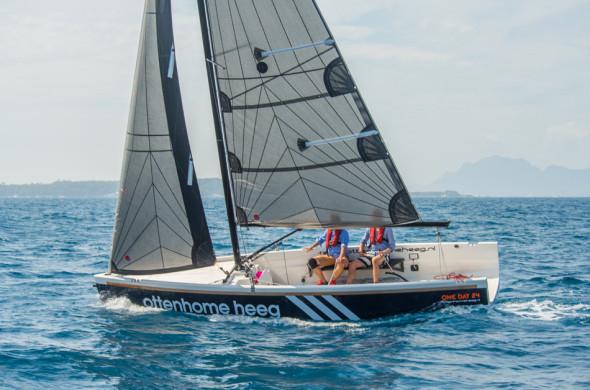 OneDay 24 - Zeilboot kopen in Friesland - Ottenhome Heeg