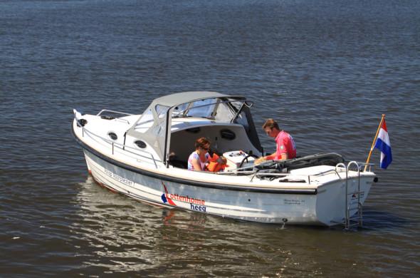 RiverCruise 23 Camper Sloop