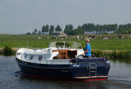 RiverCruise 31 Cabrio WS - Motorboot kopen in Friesland - Ottenhome Heeg